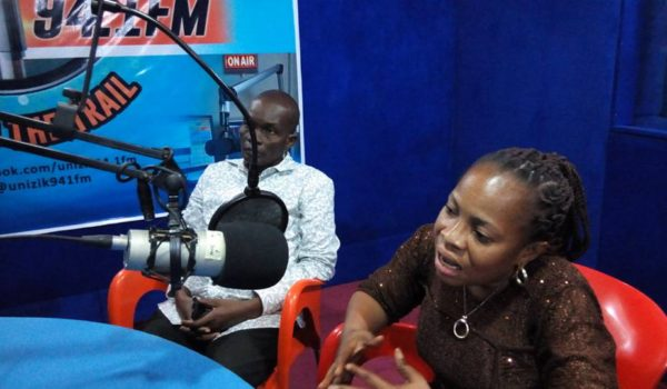 APLSCD Takes Sensitization Campaign to Blaze 91.5FM