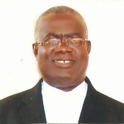 Rev. Fr. Dr. Cosmos Ebebe